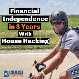 featured image - How a 26-Year-Old Achieved Financial Independence in 3 Years With House Hacking