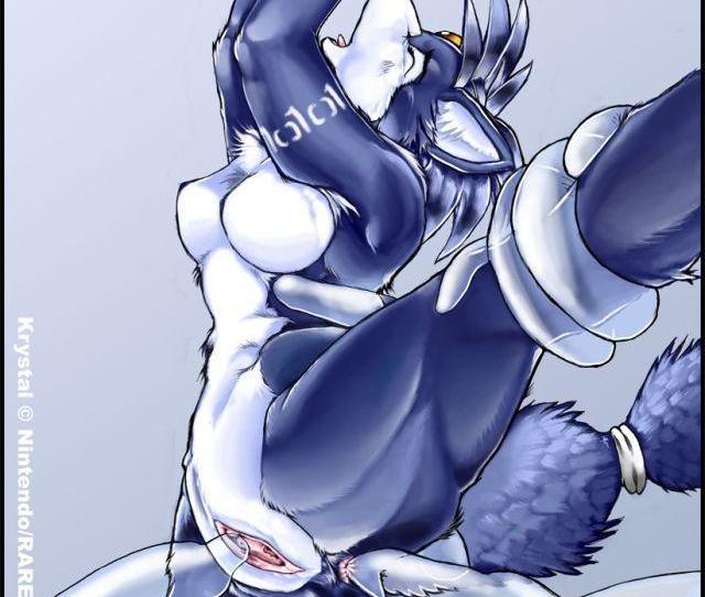 Furry Hentai Krystal