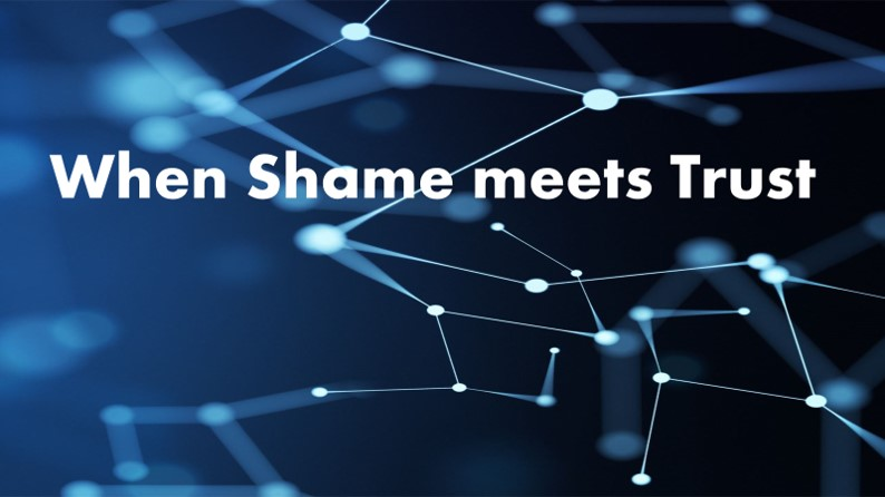 When Shame meets Trust: 2 powerful values and how to move on.