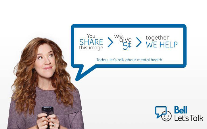Bell's Let's Talk Day: Raising Awareness on Mental Health