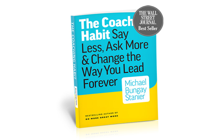 The Coaching Habit: Book Recommendation