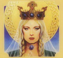 Afbeelding van inspiratiekaarten godinnenkaarten van Doreen Virtue gevonden op coachingmetsanne.com life coaching Den Haag