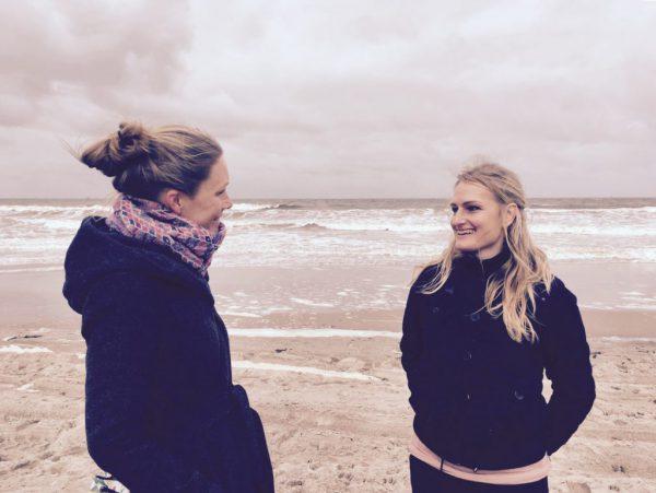 Coaching aan zee met Jojanneke en Sanne, blog over een bijzondere ontmoeting
