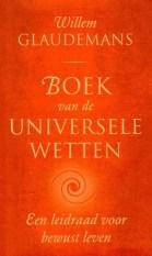 Boek van de Universele wetten Willem Glaudemans, in blog over mooie inspiratieboeken
