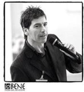 Giancarlo Fornei durante il suo seminario motivazionale tenuto a Rezzato (Brescia) domenica 1 marzo 2015