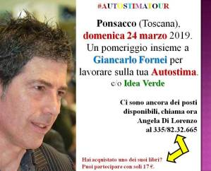 #Autostima - Ponsacco 24 marzo 2019 - un seminario motivazionale con il coach Giancarlo Fornei.ppt