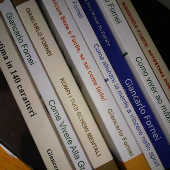 I libri di Giancarlo Fornei