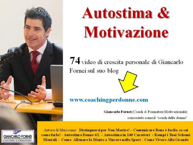 Autostima & Motivazione (74 video per te)!