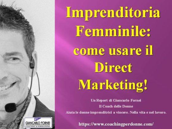 Direct marketing: ti spiego come usare il Direct Marketing!