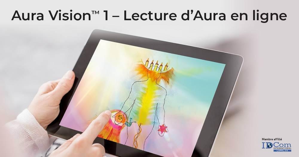 Aura Vision™ 1 Lecture d'Aura en ligne