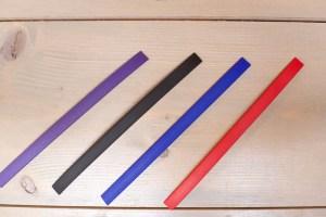 Biothane-lijn kleuren