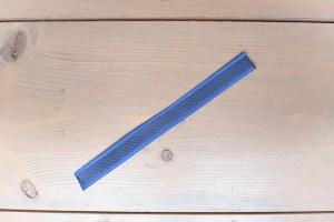 Nylon grip-lijn Donker Blauw