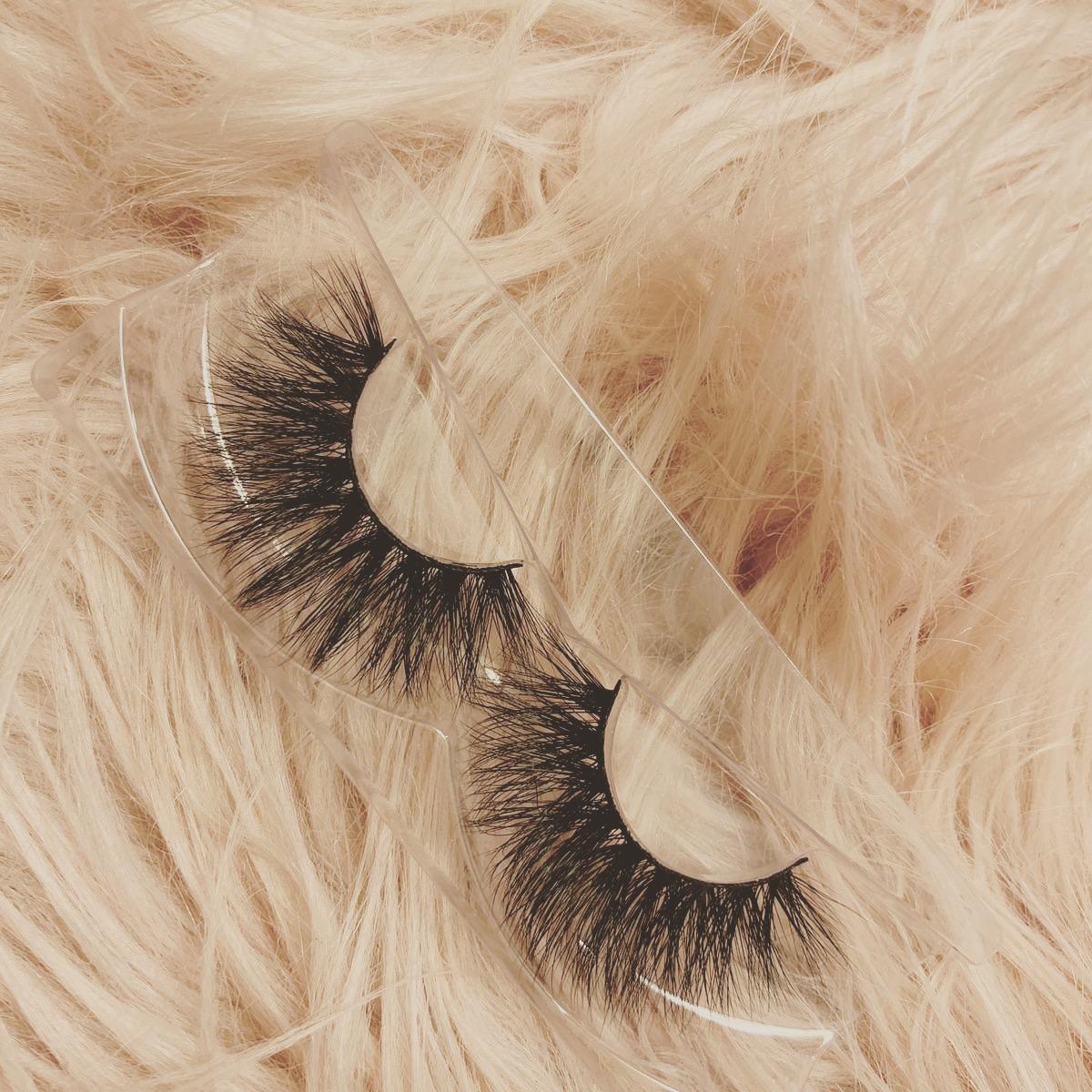 Crown Lashes Private Label 3d Mink Eyelashes Lash Packaging Eyelash Vendor Fake Eyelashes Beauty Essentials