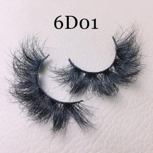 6D Siberian Mink Lashes