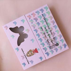 Wholesale Custom Eyelash Packaging Box