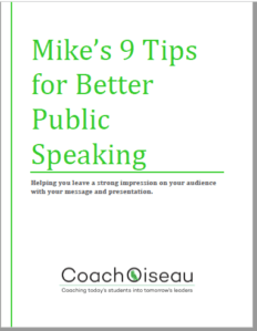9 Tips for Better Public Speaking