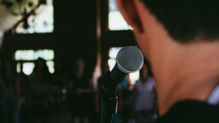 Public speaking tips for younger speakers