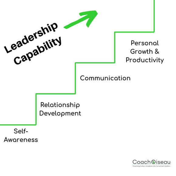 The Higher Leader Ladder: build these skills, and your ability to lead will soar.