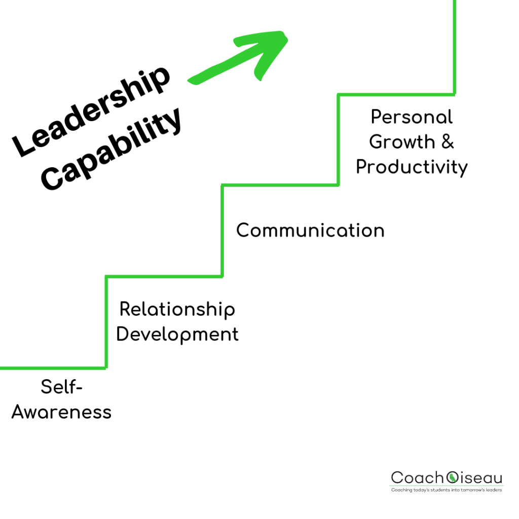 The 4 core leadership skills