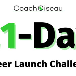 21-Day Career Launch Challenge