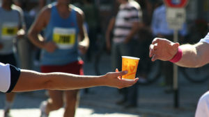 Hyponatremia has been shown to affect 10% of finishers at Ironman Europe