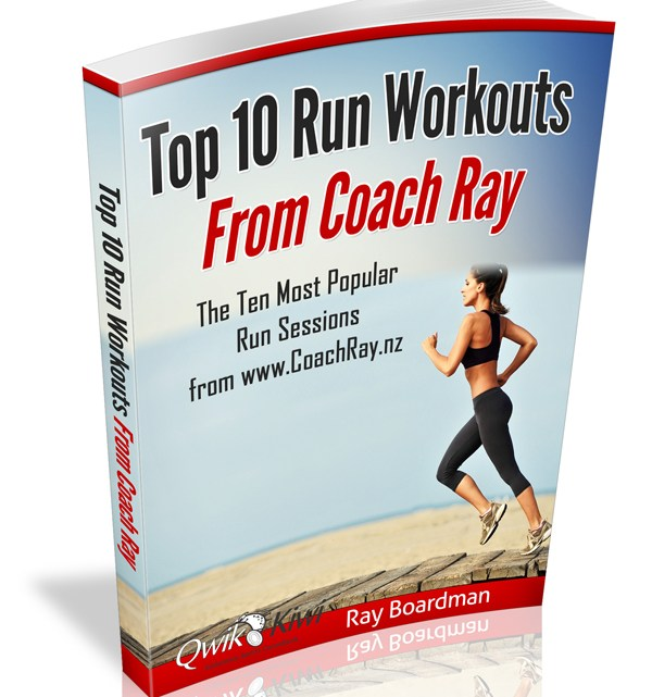 Top 10 Run Workouts from Coach Ray