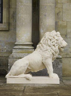 Frankfurt Lion