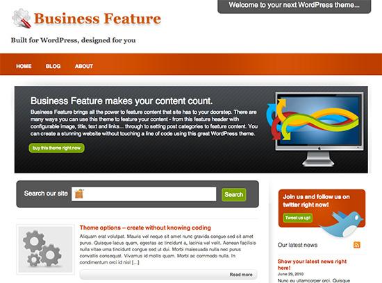 business-theme