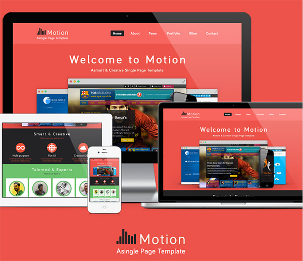 motion-template
