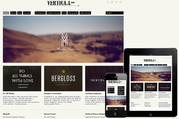 vertical-responsive-theme