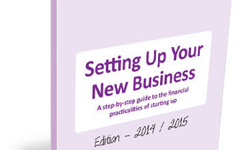 Setting Up Your New Business 2014/15 – our book for new businesses