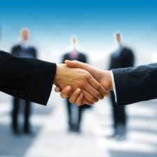 men's hands handshaking