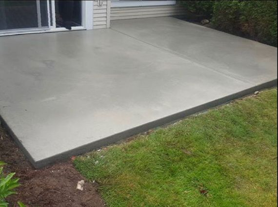 concrete finishes lower mainland