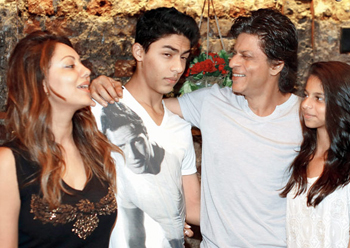 Image result for shahrukh khan baby
