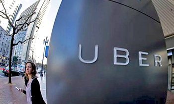 Sues Uber