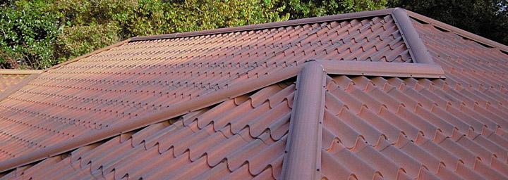 grandetile metal tile roofing