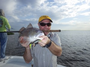 Delcrow Redfish