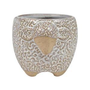 Sheep Ceramic Pot