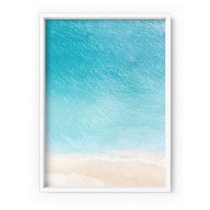 Into the Ocean Print