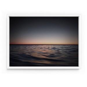 Ocean Horizon Dusk