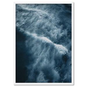 Dark Ocean Waves