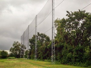 golf course perimeter fencing