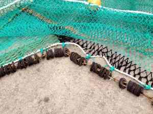 6 fathom trawl net