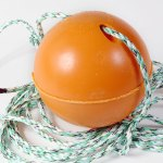 10m rope & float buoy for crab pot