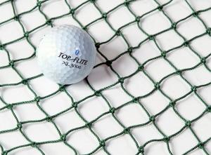 Golf Netting 22mm x 1.8mm Green Nylon