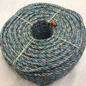Hard Lay Multicolour Rope