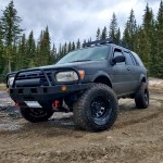 R50 Nissan Pathfinder High Clearance Front Bumper Kit Coastal Offroad