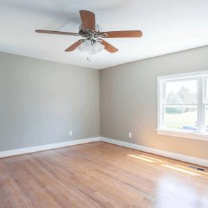 Beige Painted Dining Room