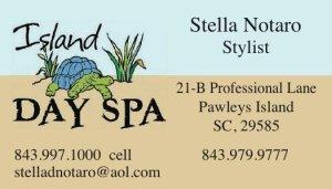 Stella's Card