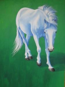 Artfields - True Blue, Catherine Kresken